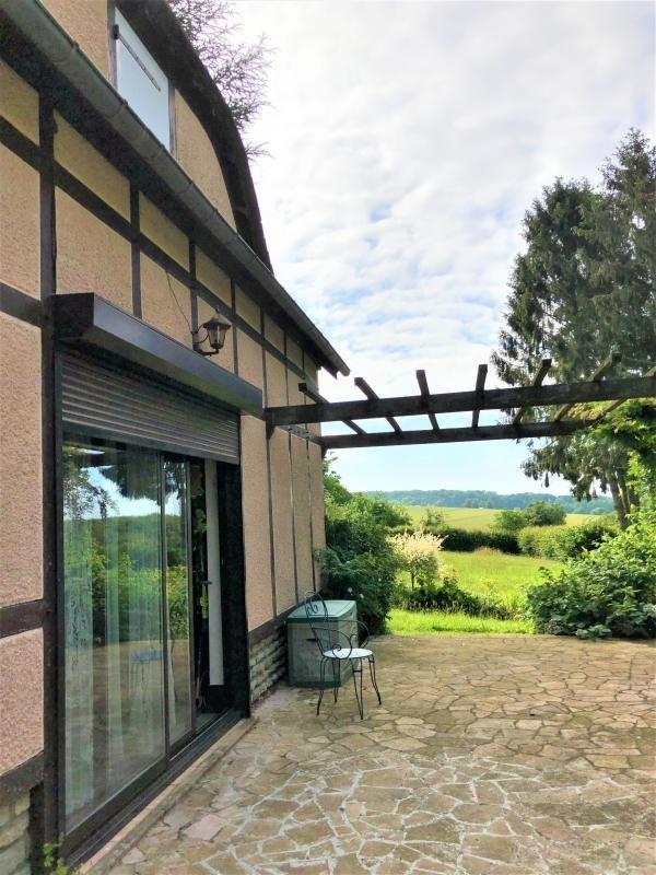 Sale house / villa Martagny 220000€ - Picture 3