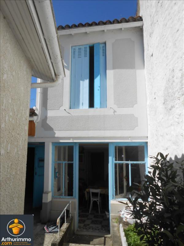 Sale house / villa Aulnay 49000€ - Picture 1
