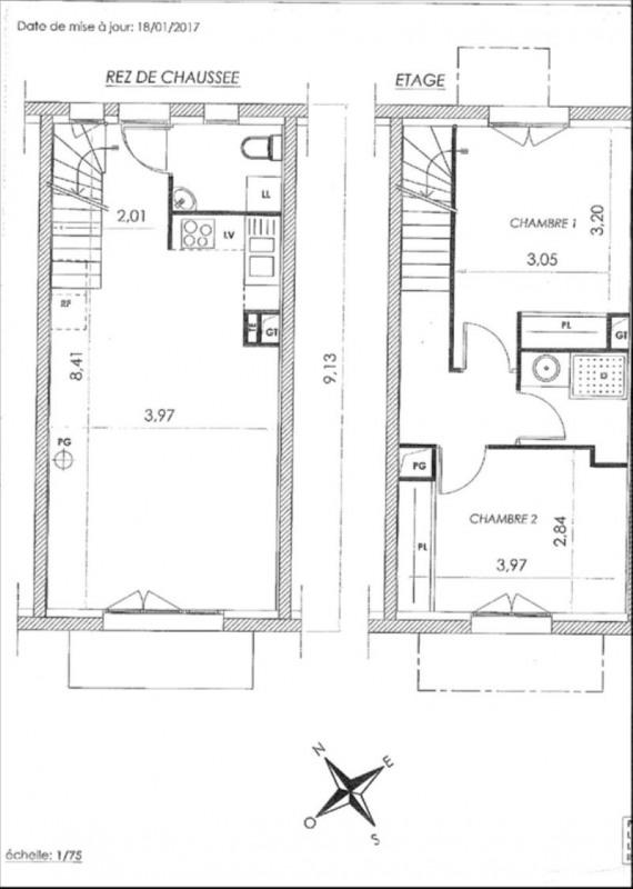 Vente appartement Pau 168000€ - Photo 1