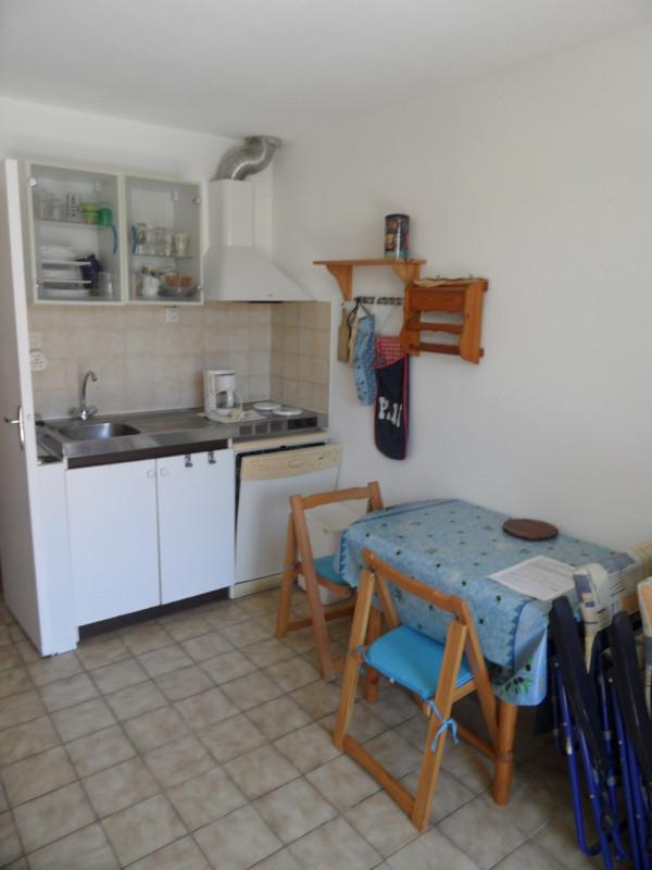 Location vacances appartement Port leucate 183,67€ - Photo 7