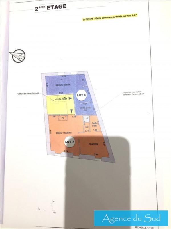 Produit d'investissement immeuble Aubagne 620000€ - Photo 4