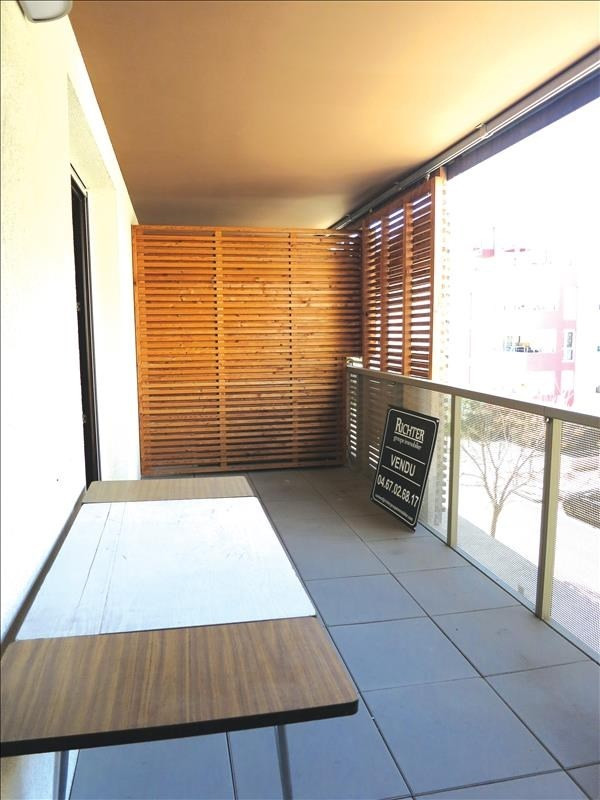 Sale apartment Montpellier 120 965€ - Picture 3
