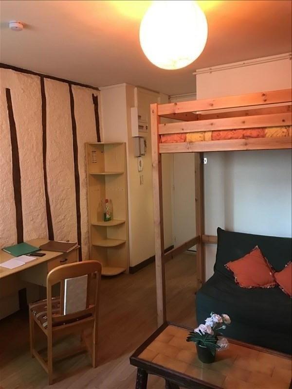 Vente appartement Poitiers 44000€ - Photo 1