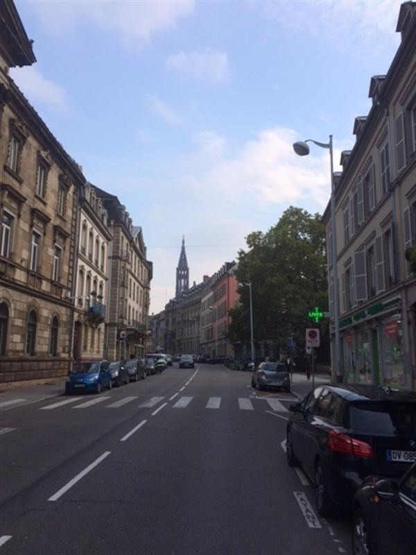Location local commercial Strasbourg 6 666€ CC - Photo 1