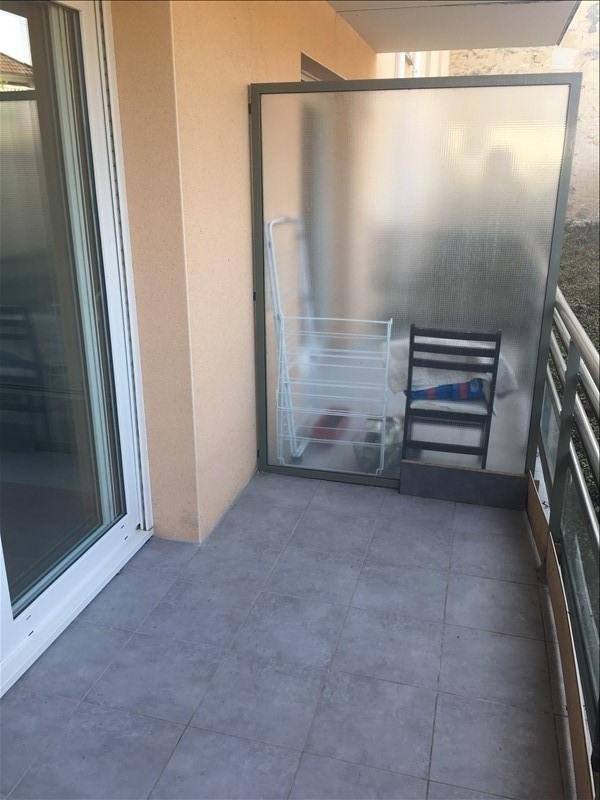 Rental apartment Chasseneuil du poitou 596€ CC - Picture 5
