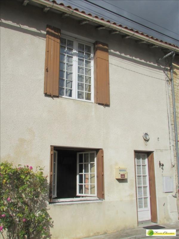 Vente maison / villa Aigre 44000€ - Photo 1