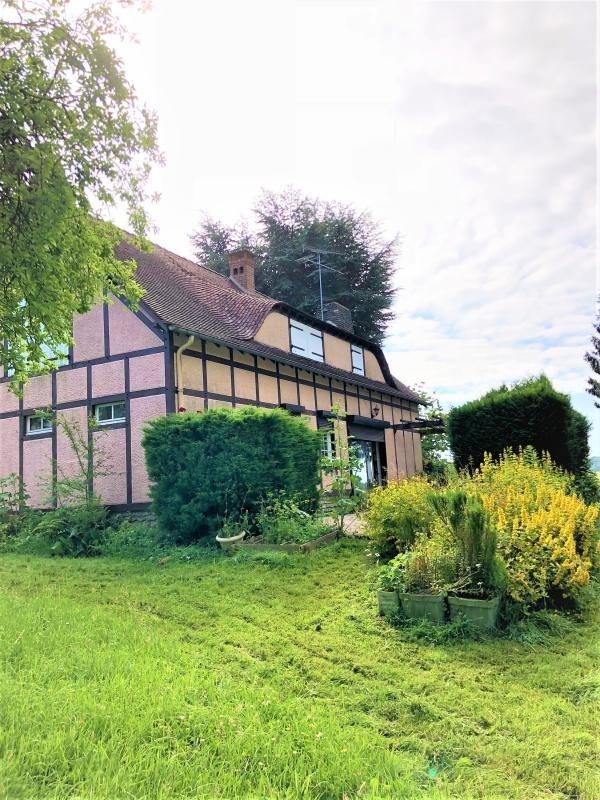 Sale house / villa Martagny 220000€ - Picture 2