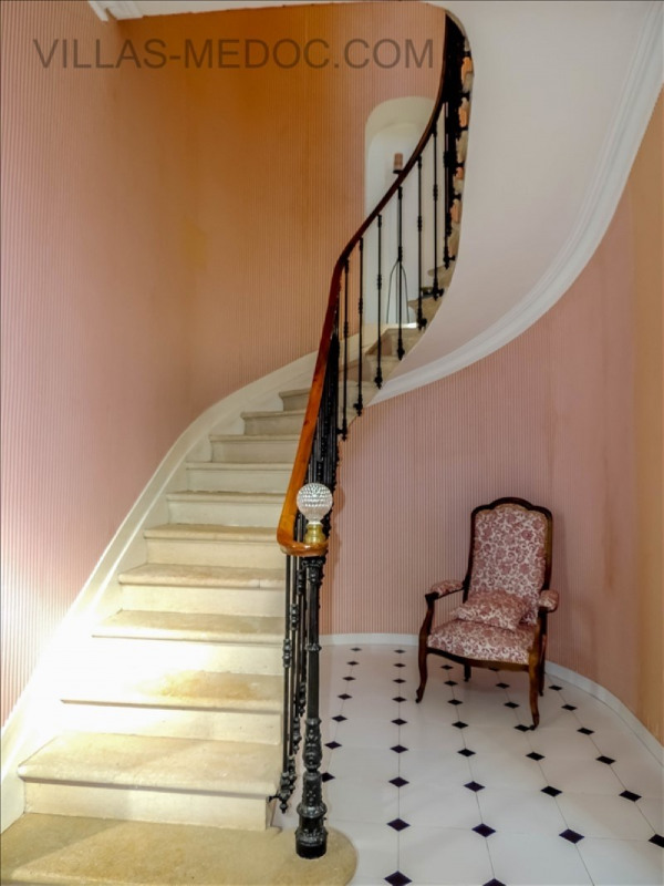 Vente maison / villa Saint christoly medoc 388000€ - Photo 6