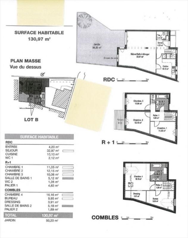 Vendita casa Morainvilliers 339000€ - Fotografia 5