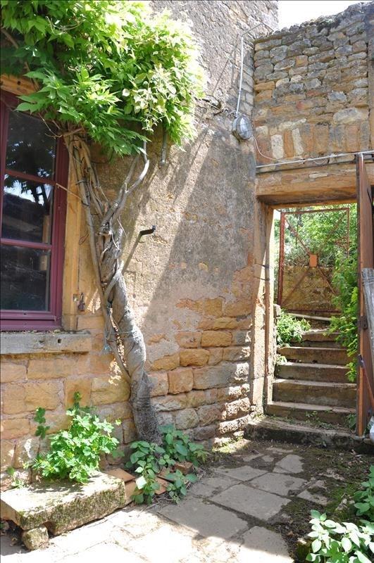 Sale house / villa Ville sur jarnioux 290000€ - Picture 12