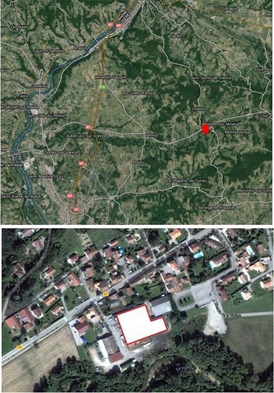 Vente Local d'activités / Entrepôt Monsteroux-Milieu 0