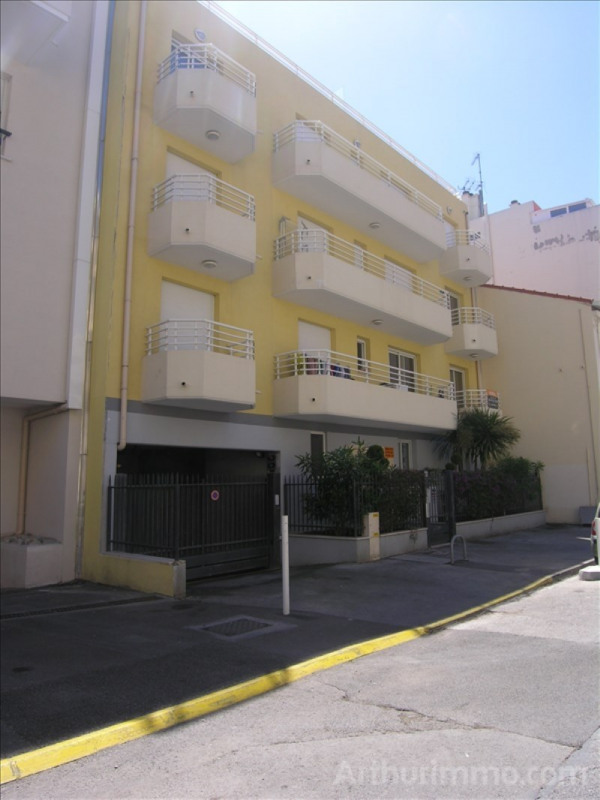 Sale apartment Juan les pins 380000€ - Picture 1