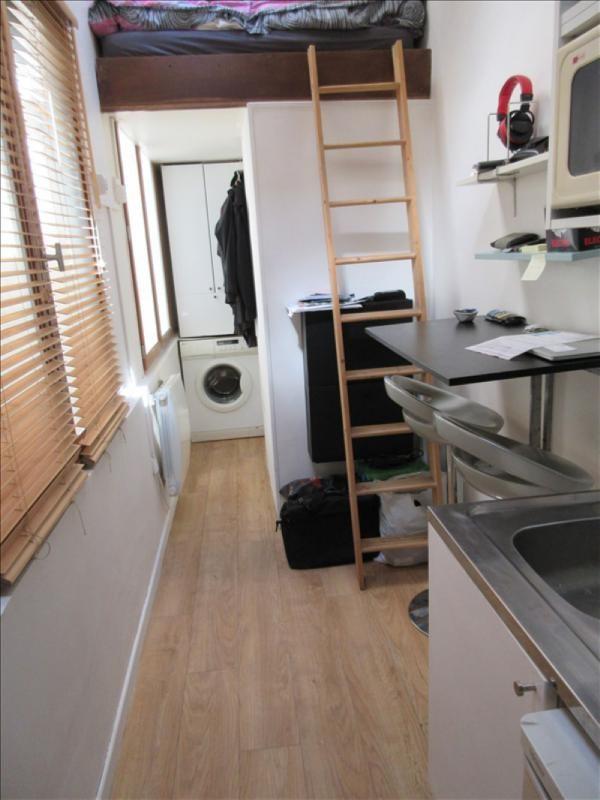 Sale apartment Paris 11ème 138000€ - Picture 4
