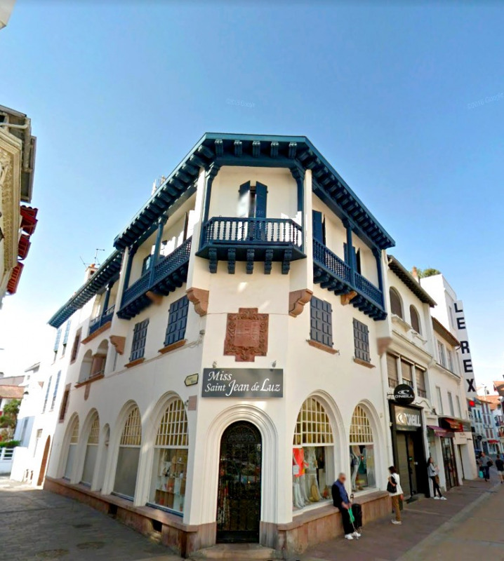 Vente appartement Saint-jean-de-luz 646600€ - Photo 1