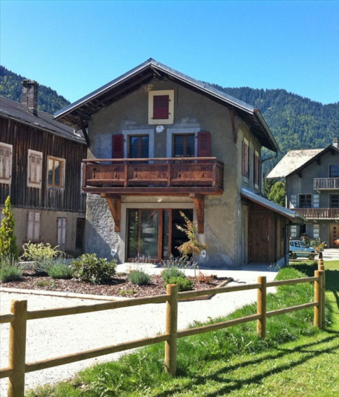 Investment property house / villa Morzine 495 000€ - Picture 1