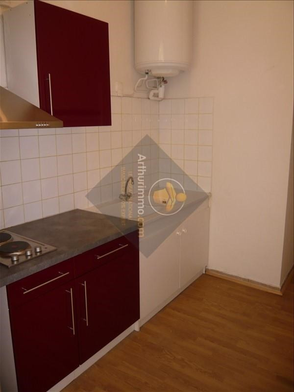 Rental apartment Sete 420€ CC - Picture 3
