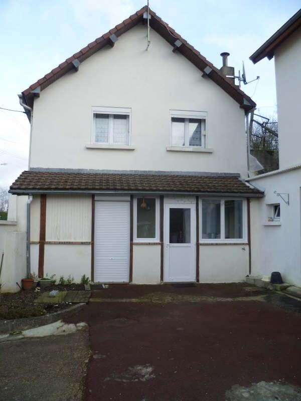 Vente maison / villa Vallangoujard pr... 109000€ - Photo 1