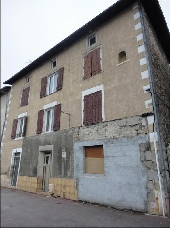 Sale building Limoges 105000€ - Picture 1