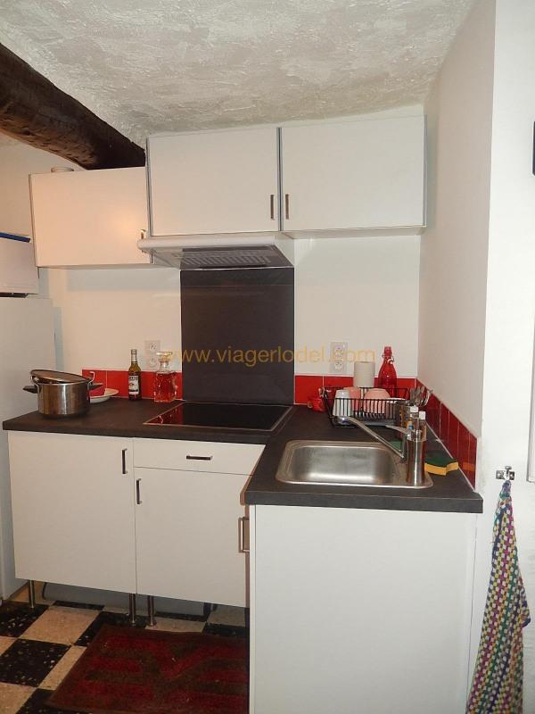 Vendita nell' vitalizio di vita appartamento Berre-les-alpes 28400€ - Fotografia 4