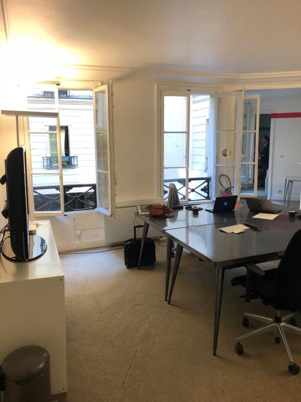Locação escritório Paris 9ème 2672€ HC - Fotografia 4