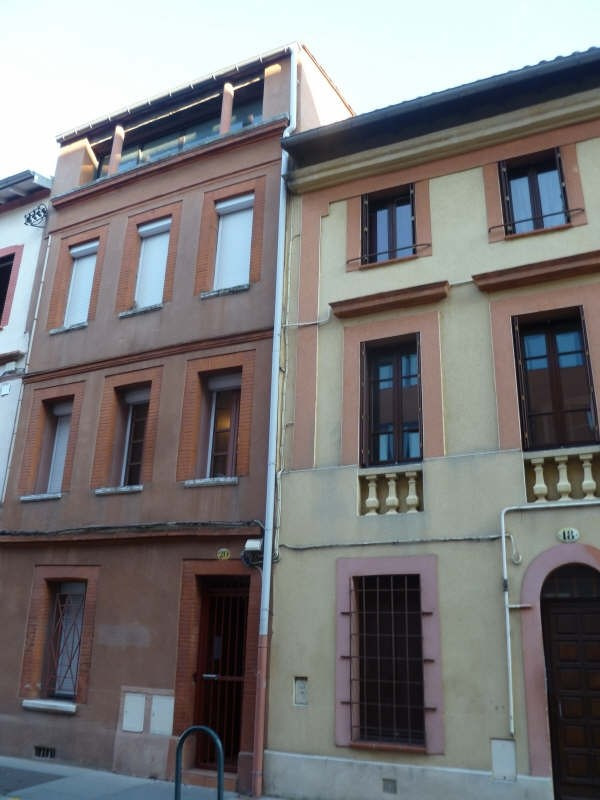 Rental apartment Toulouse 423€ CC - Picture 1
