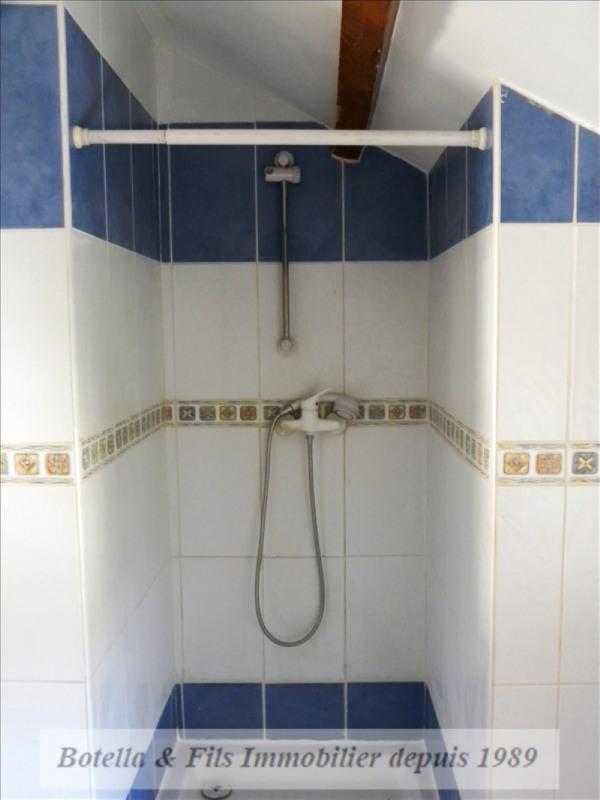 Vente maison / villa Goudargues 133000€ - Photo 4