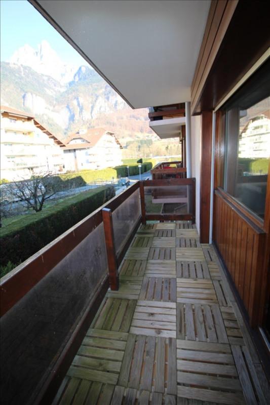 Rental apartment Sallanches 420€ CC - Picture 3