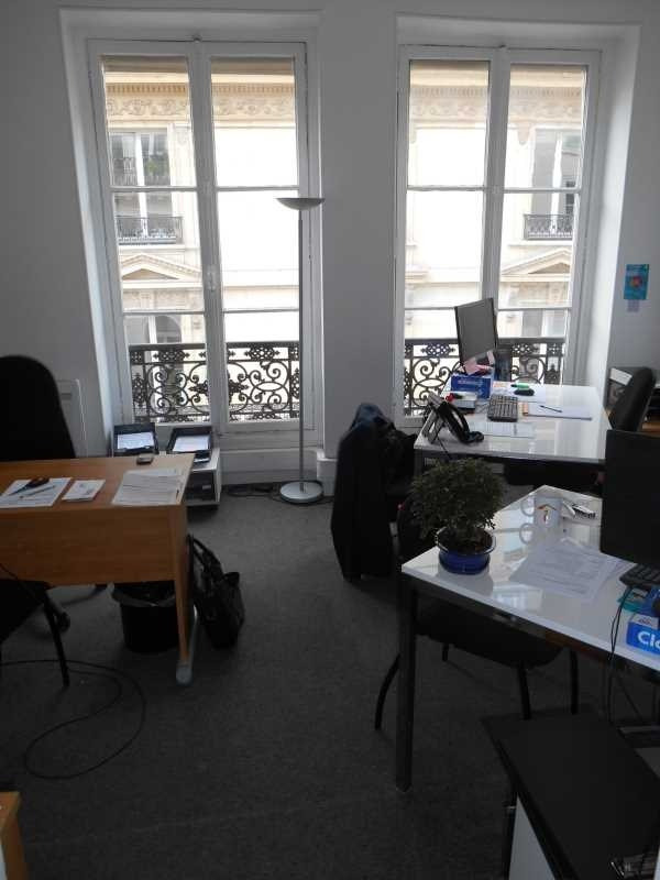 Location Bureau Paris 9ème 0