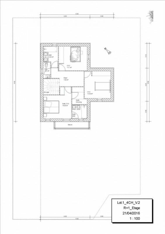 Vente maison / villa Orgeval 440938€ - Photo 3