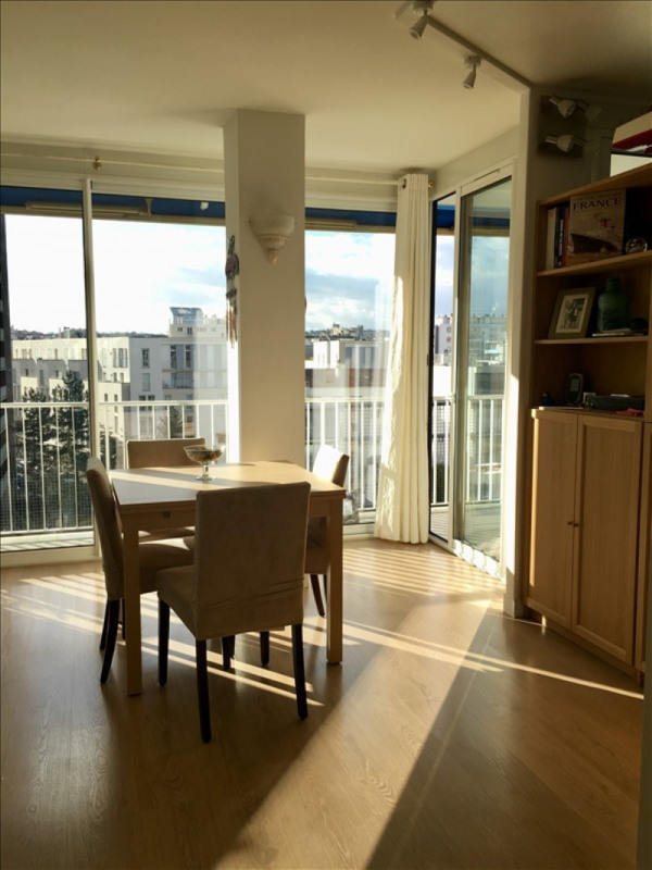 Sale apartment Boulogne billancourt 570 000€ - Picture 2