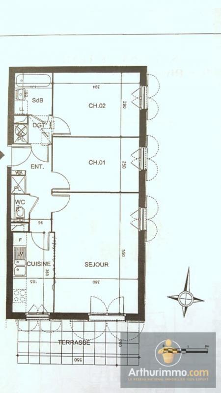 Sale apartment Savigny le temple 159900€ - Picture 2