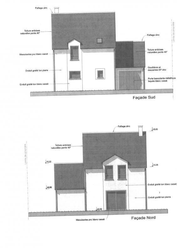 Vente maison / villa Artannes sur indre 209000€ - Photo 1