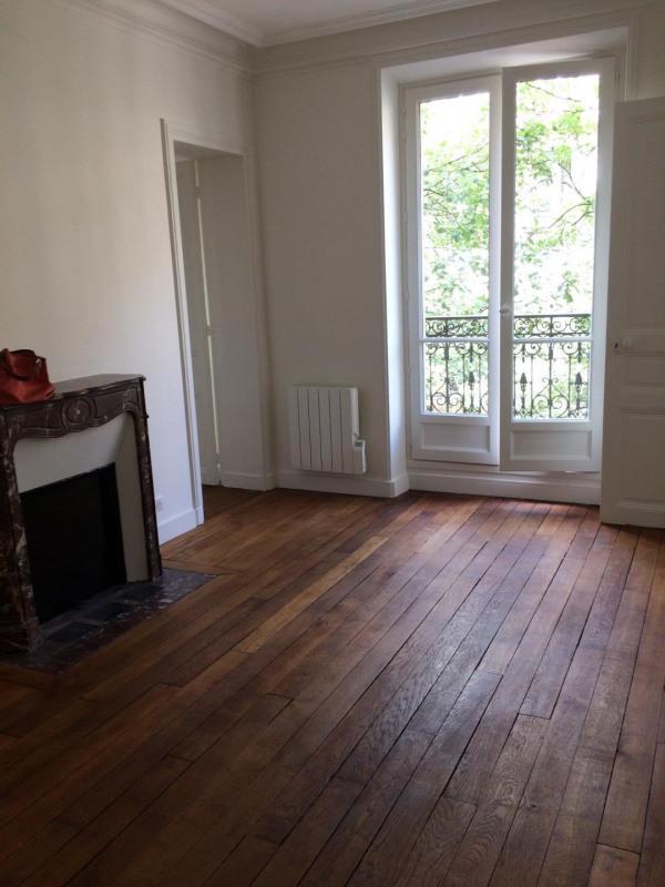 Rental apartment Paris 11ème 1800€ CC - Picture 2