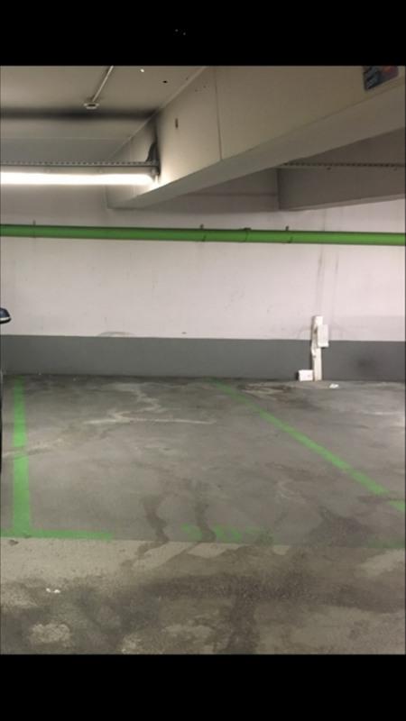 Vente parking Paris 18ème 31000€ - Photo 1