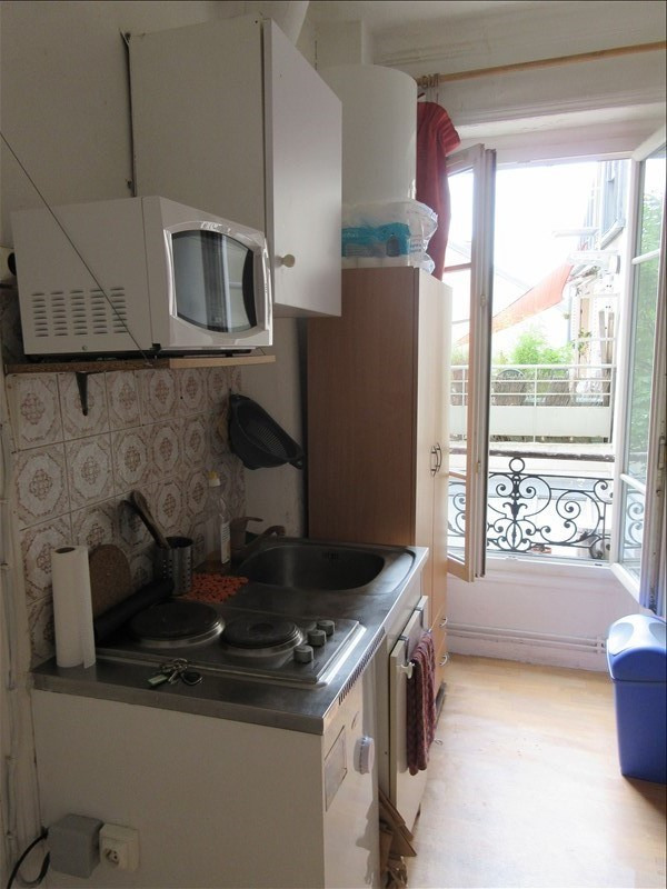 Vente appartement Paris 20ème 125000€ - Photo 3
