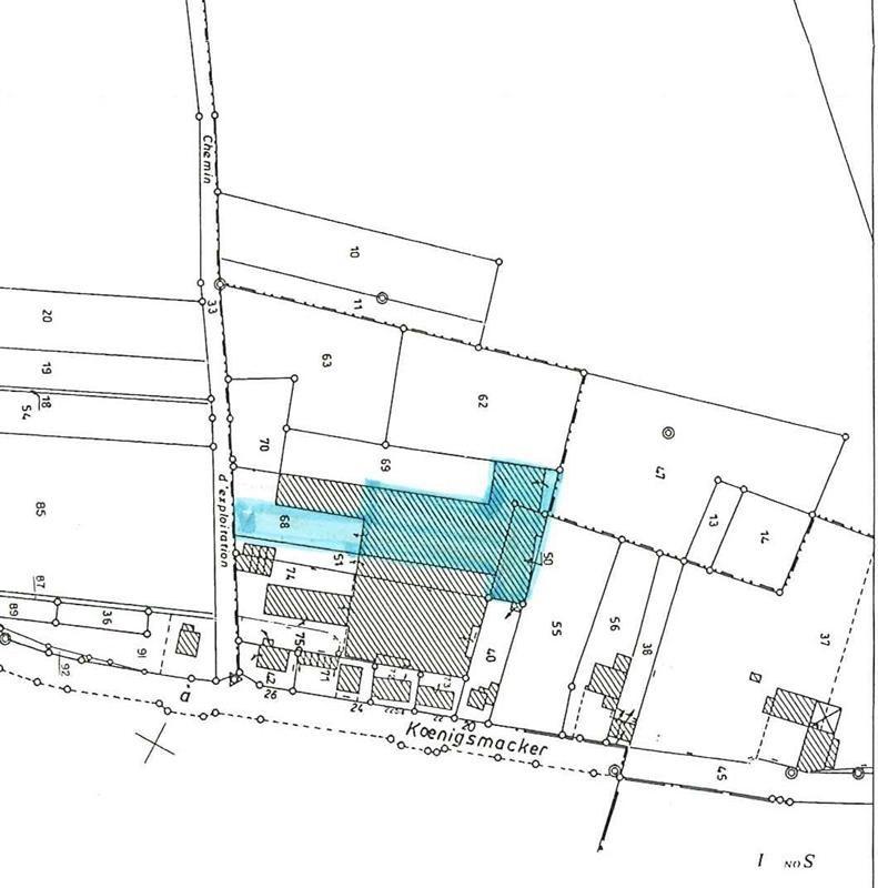 Location Local d'activités / Entrepôt Luttange 0