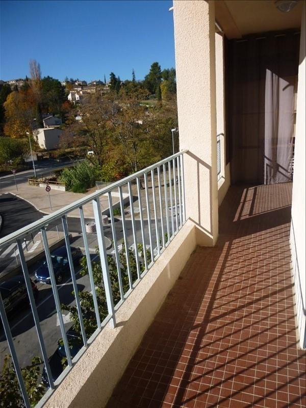 Rental apartment Manosque 560€ CC - Picture 1