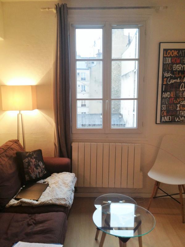 Sale apartment Paris 17ème 328000€ - Picture 2