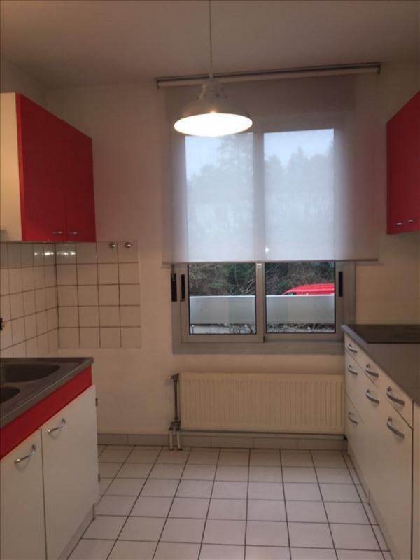 Location appartement Charbonnieres les bains 770€ CC - Photo 5