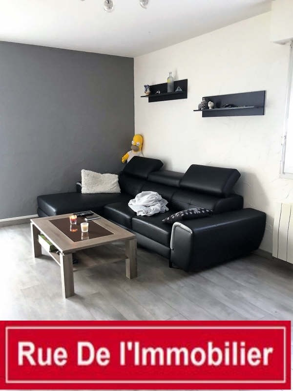 Vente appartement Betschdorf 117 700€ - Photo 1