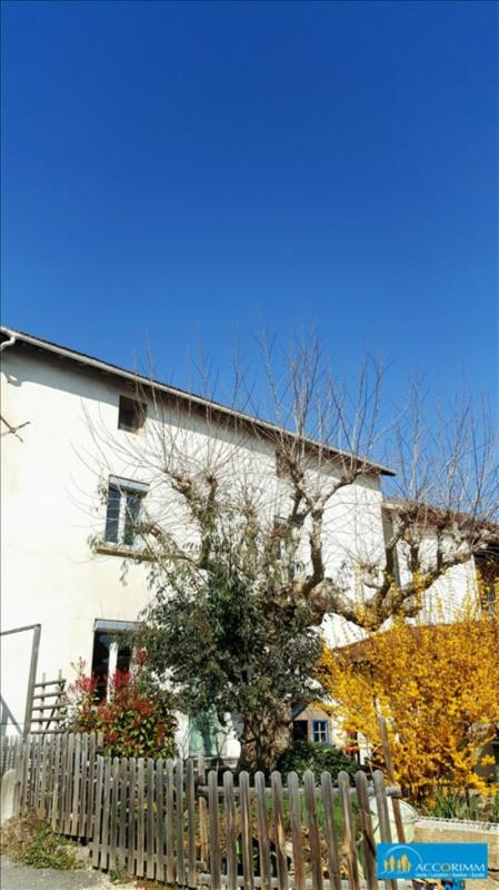 Vente maison / villa Communay 300000€ - Photo 3