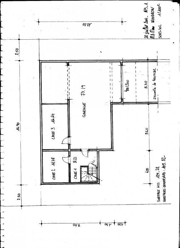 Sale house / villa Orgeval 665000€ - Picture 8