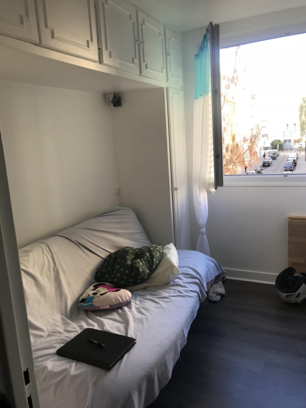 Rental apartment Boulogne-billancourt 590€ CC - Picture 1