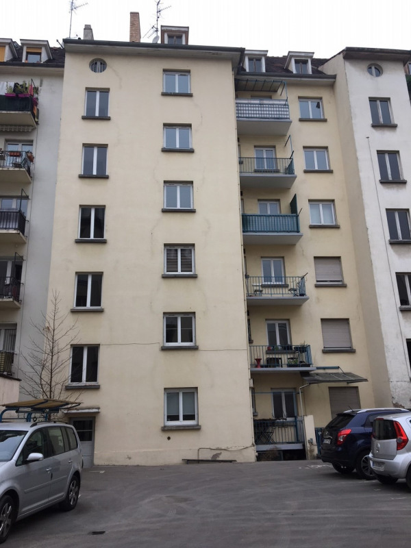 Investment property building Strasbourg 2090000€ - Picture 2