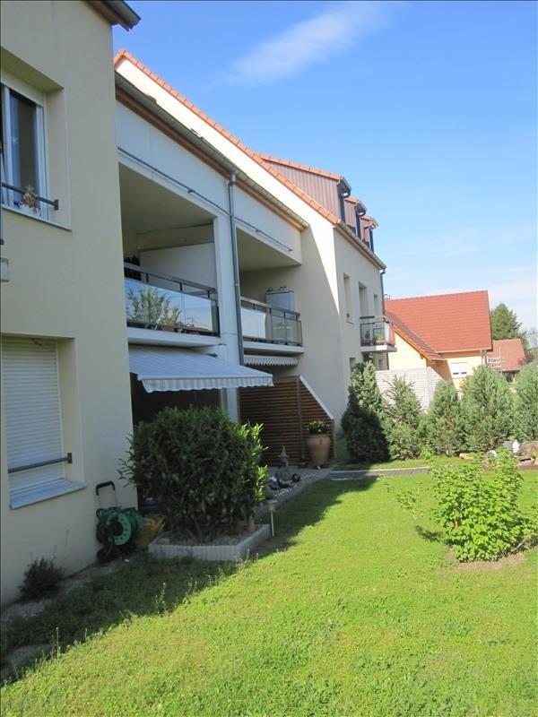 Rental apartment Lauterbourg 470€ CC - Picture 2