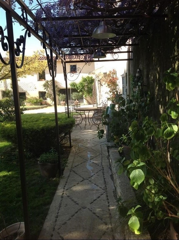 Deluxe sale house / villa Valence 630000€ - Picture 2