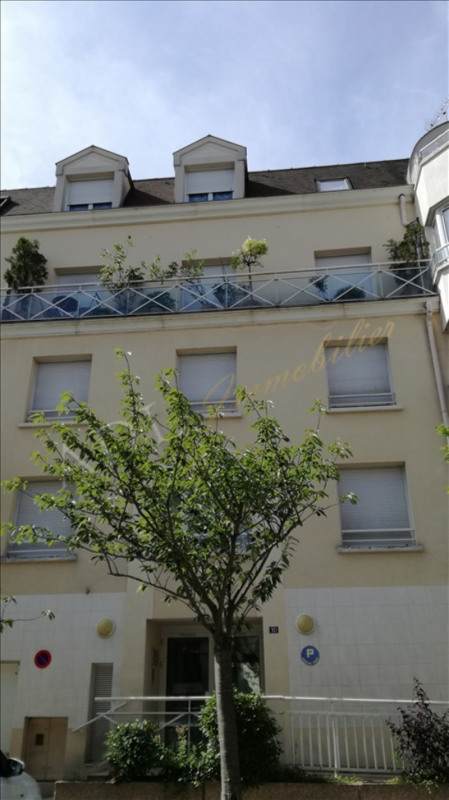 Sale apartment Lamorlaye 127 000€ - Picture 1