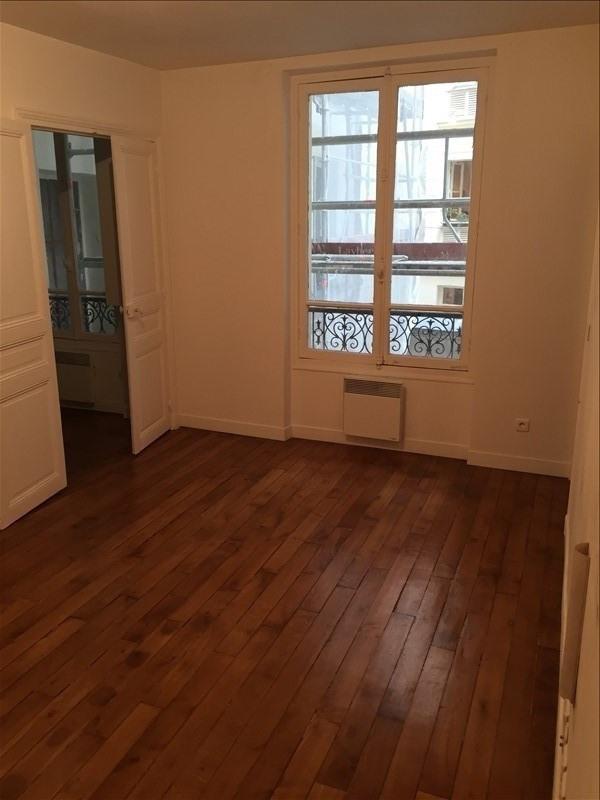 Rental apartment Paris 16ème 1470€ CC - Picture 2