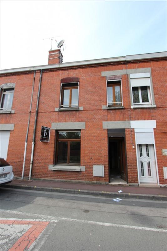 Sale house / villa Douai 116000€ - Picture 1