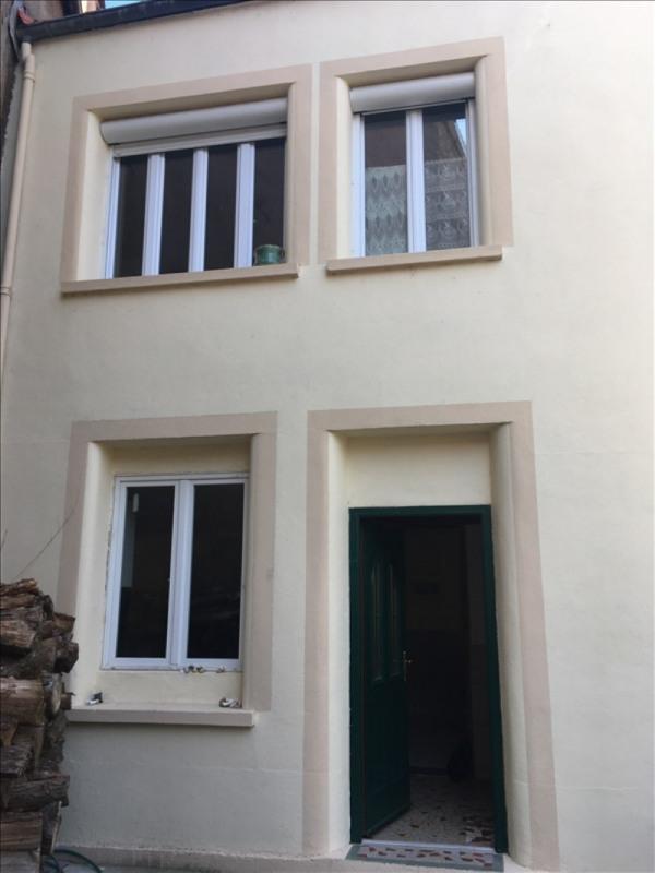 Vente maison / villa Souvigny 91000€ - Photo 1